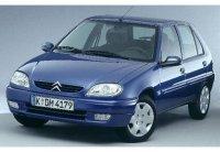 Saxo (1996-2003)